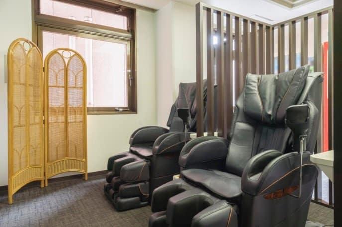 Best massage recliner